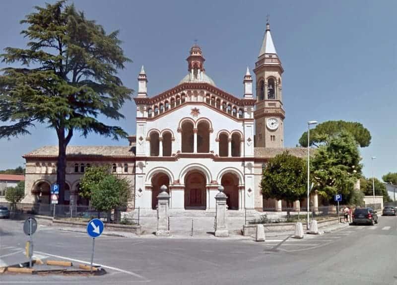 Photo Santuario Bv Dei Sette Dolori In Campocavallo - Osimo