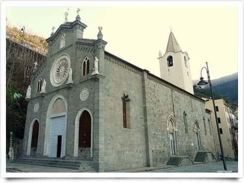 Photo Chiesa Parrocchiale di San Giovanni Battista - Riomaggiore