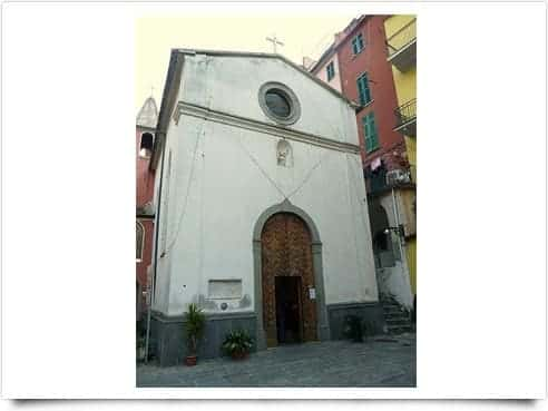 Photo Oratory of Santa Maria Assunta or Disciplinanti - Riomaggiore
