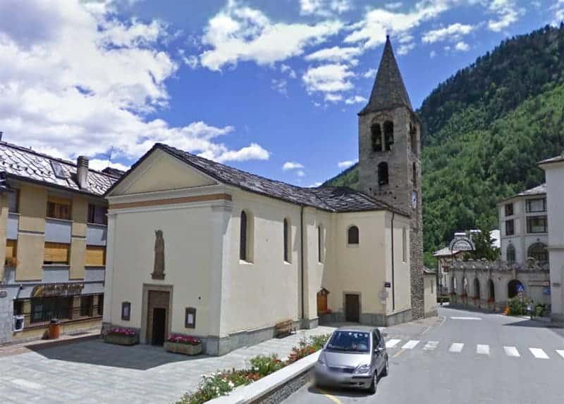 Photo Chiesa Parrocchiale di San Lorenzo - Pré-Saint-Didier
