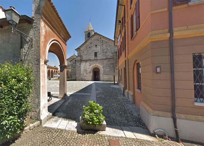 Photo Chiesa dei Santi Gervaso e Protaso - Baveno