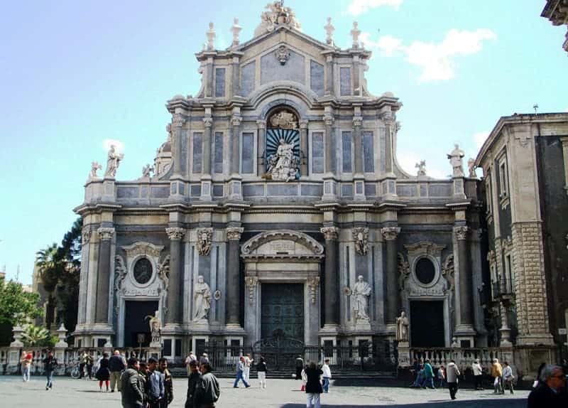 Photo Cattedrale di Sant'Agata - Catania