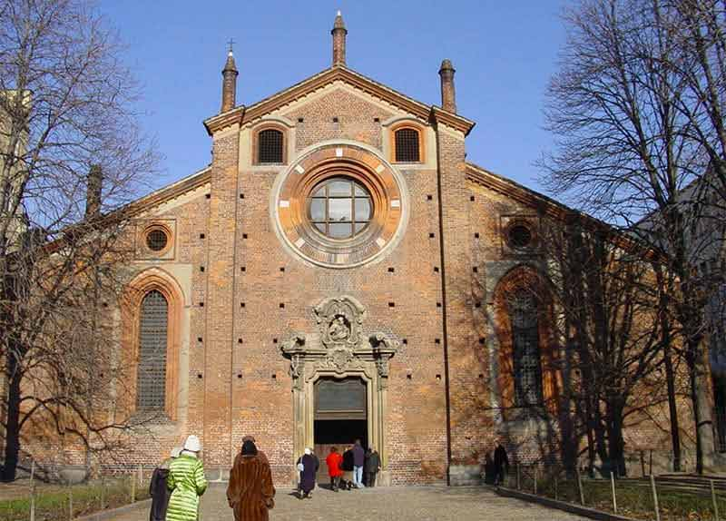 Photo Chiesa di San Pietro in Gessate