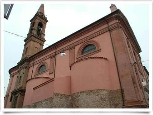 Photo Chiesa del Rosario - Comacchio