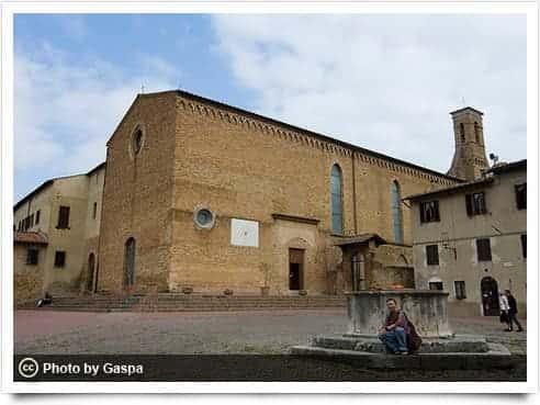 Photo Chiesa di Sant'Agostino - San Gimignano