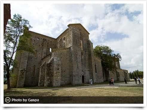 Photo Abbazia di San Galgano