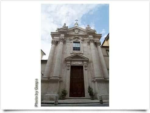 Photo Chiesa di San Giorgio - Siena