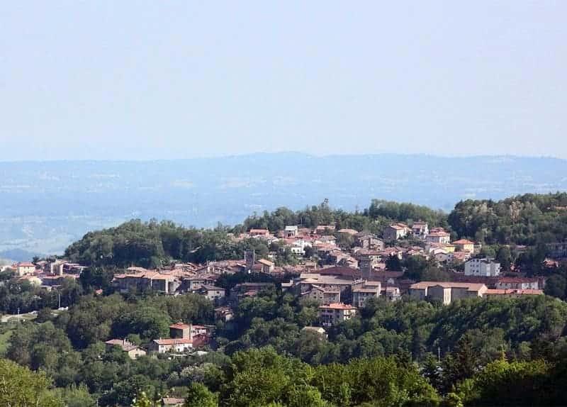 Photo di Abbadia San Salvatore - Toscana ( Italia )
