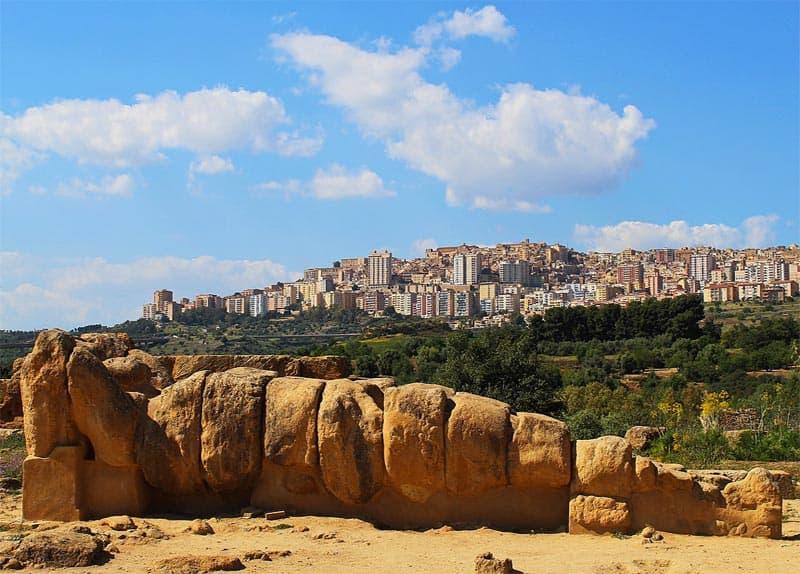 Photo di Agrigento - Sicilia ( Italia )