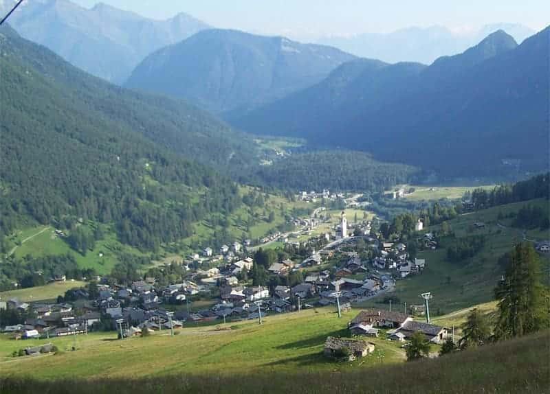 Photo di Ayas - Valle d'Aosta ( Italia )