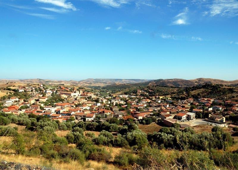 Photo di Ales - Sardegna ( Italia )