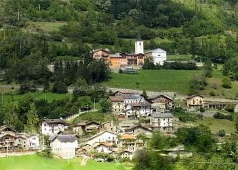 Photo di Allein - Valle d'Aosta ( Italia )