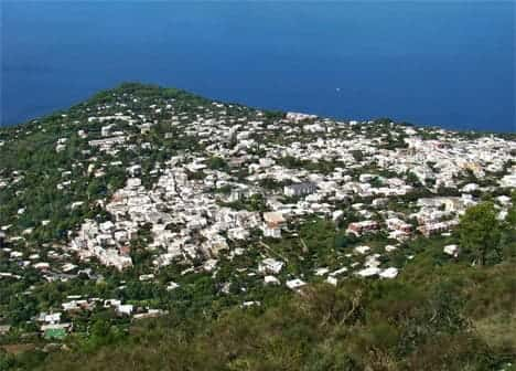 Photo di Anacapri - Campania ( Italia )