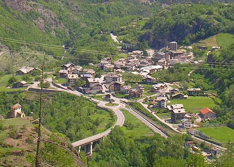 Photo di Arvier - Valle d'Aosta ( Italia )