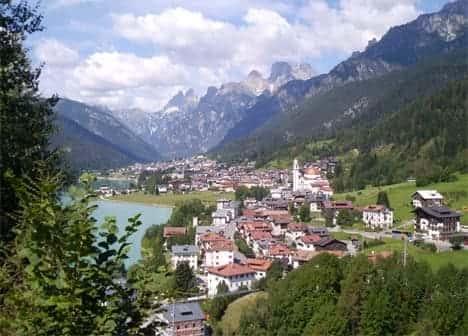 Photo di Auronzo di Cadore - Veneto ( Italia )