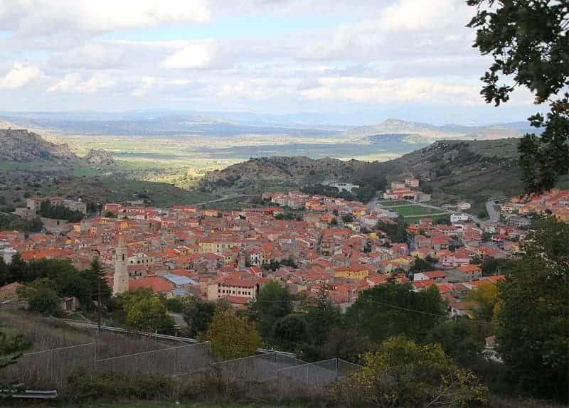 Photo di Bonorva - Sardegna ( Italia )