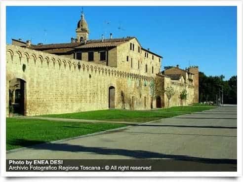 Photo di Buonconvento - Toscana ( Italia )