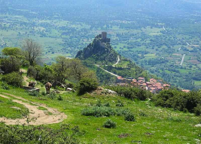 Photo di Burgos - Sardegna ( Italia )