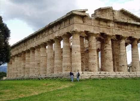 Photo by Capaccio Paestum - Campania (Italy)