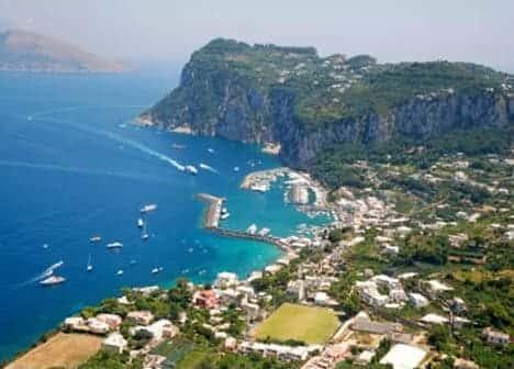 Photo di Capri - Campania ( Italia )