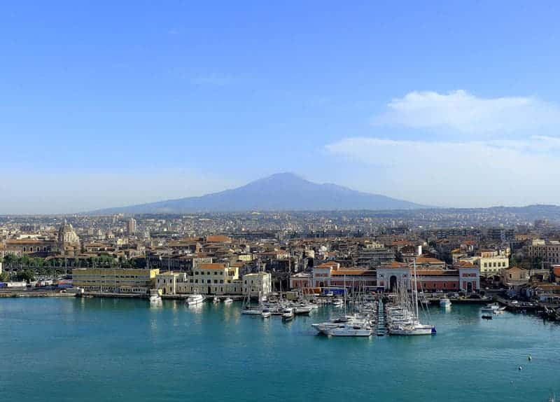 Photo di Catania - Sicilia ( Italia )