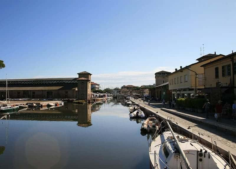 Photo di Cervia - Emilia Romagna ( Italia )