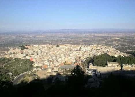 Photo di Chiaramonte Gulfi - Sicilia ( Italia )