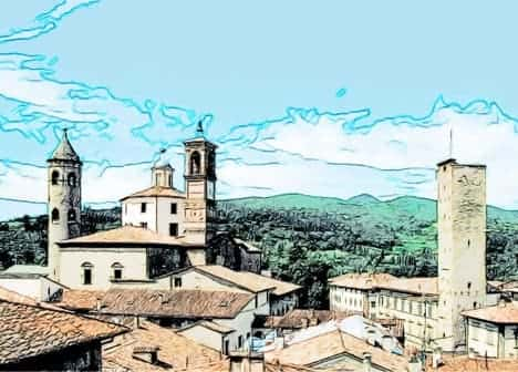 Photo di Città di Castello - Umbria ( Italia )