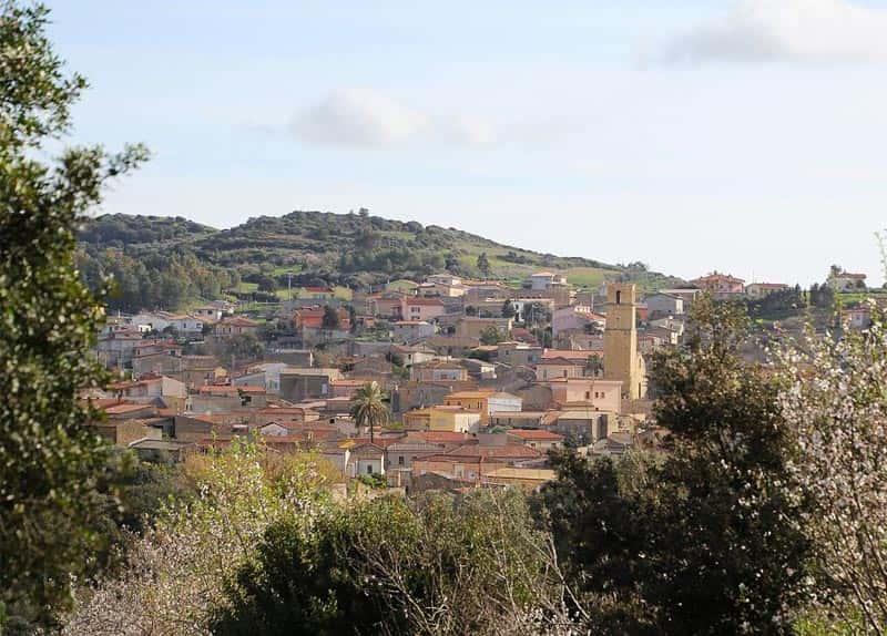 Photo di Collinas - Sardegna ( Italia )