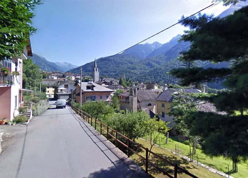 Photo di Crodo - Piemonte ( Italia )