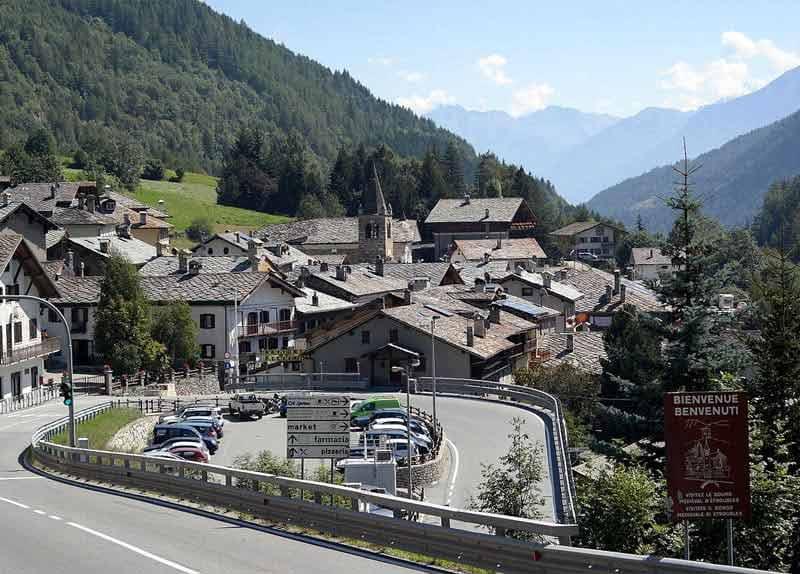 Photo di Etroubles - Valle d'Aosta ( Italia )