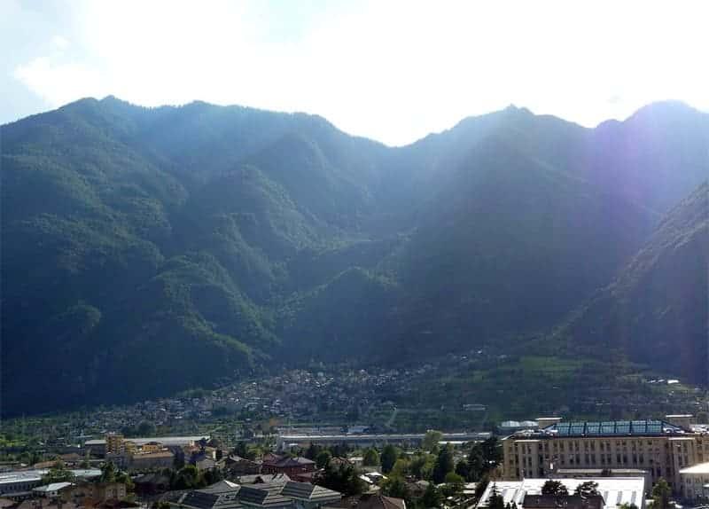 Photo di Issogne - Valle d'Aosta ( Italia )