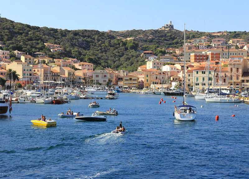 Photo di La Maddalena - Sardegna ( Italia )