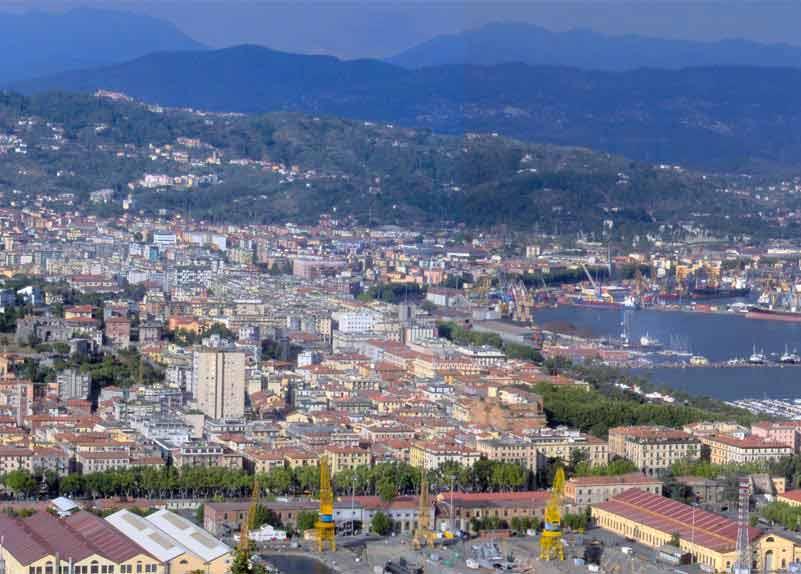 Photo di La Spezia - Liguria ( Italia )