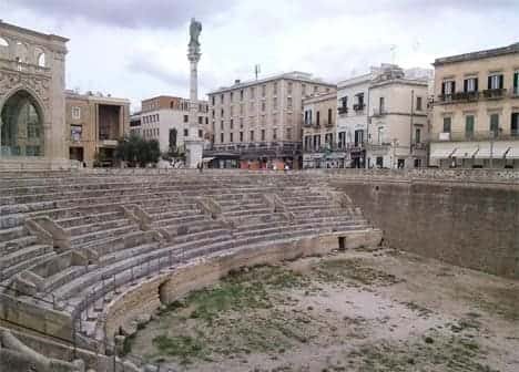 Photo of Lecce - Puglia (Italy)