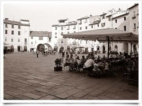 Photo di Lucca - Toscana ( Italia )