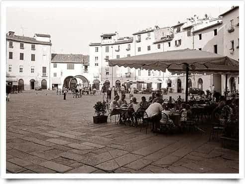 Photo of Lucca - Tuscany (Italy)