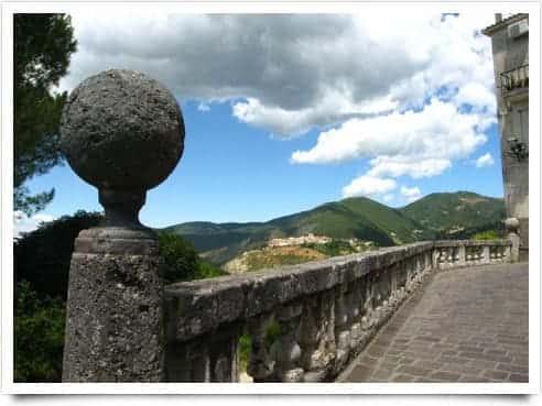 Photo di Mompeo - Lazio ( Italia )