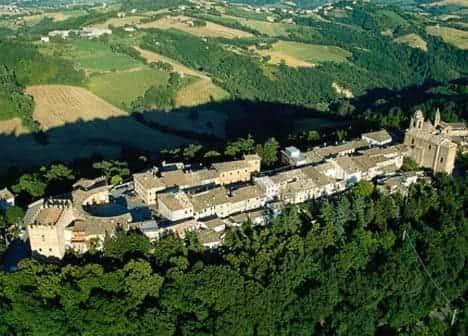Photo di Mondaino - Emilia Romagna ( Italia )