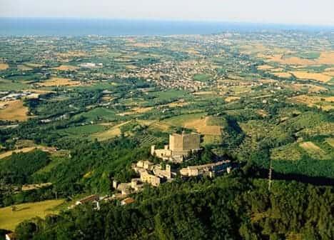Photo di Montefiore Conca - Emilia Romagna ( Italia )