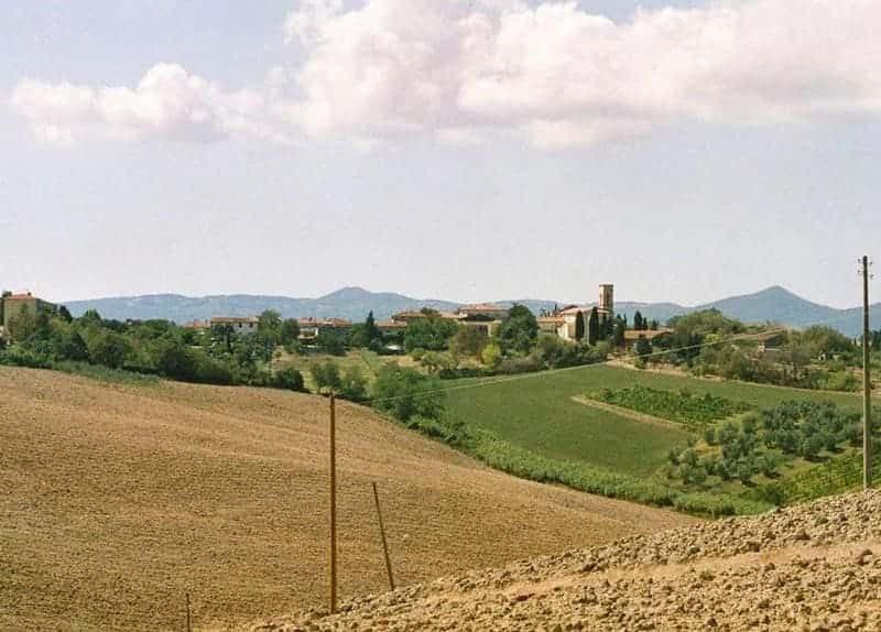 Photo di Orciano Pisano - Toscana ( Italia )