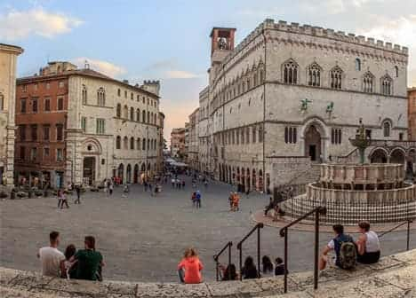 Photo of Perugia - Umbria (Italy)