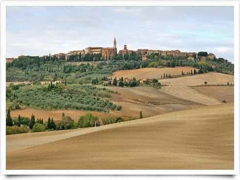 Photo di Pienza - Toscana ( Italia )
