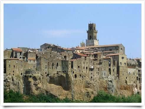 Photo of Pitigliano - Tuscany (Italy)