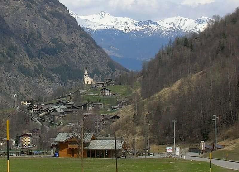 Photo di Rhêmes-Saint-Georges - Valle d'Aosta ( Italia )