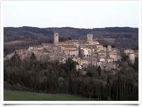 Photo di San Casciano dei Bagni - Toscana ( Italia )