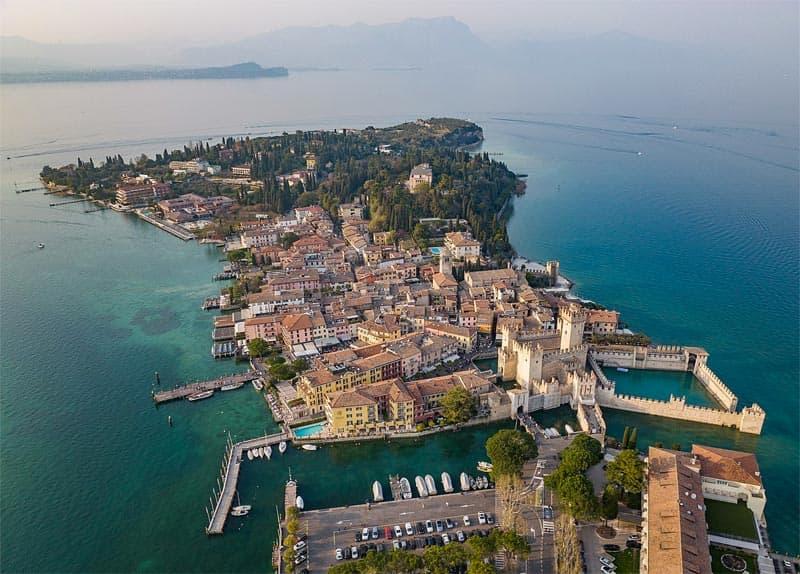 Photo di Sirmione - Lombardia ( Italia )