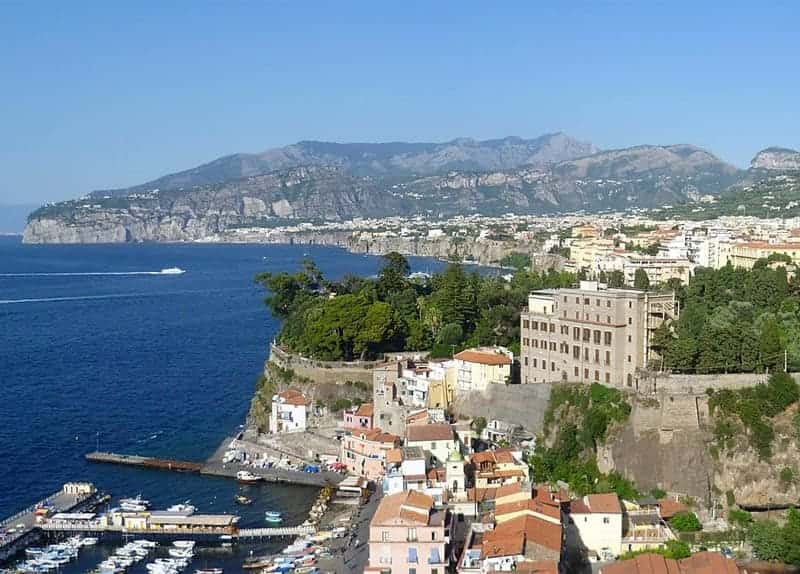 Photo of Sorrento - Campania (Italy)