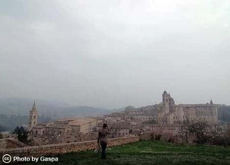 Photo di Urbino - Marche ( Italia )