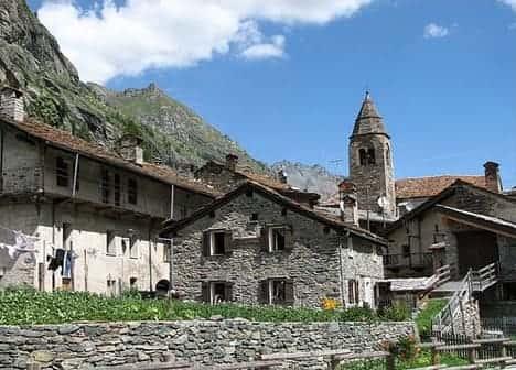Photo di Valgrisenche - Valle d'Aosta ( Italia )